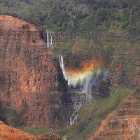 Mistbow, Waipoo Falls